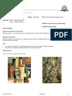 year 8 u3 visual arts myp assessment task and rubric  7