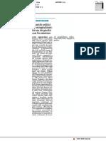 Forum dei giudici con l'ex ministro Flick - Il Resto del Carlino del 5 ottobre 2018