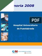 Dialnet-Memoria2008HospitalUniversitarioDeFuenlabrada-526188