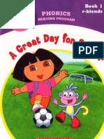 children Dora Book 01