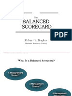Balanced Scorecard Kaplan