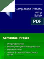 Komputasi dengan SCILAB