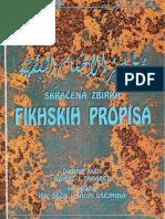 Skracena Zbirka Fikhskih Propisa