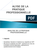 Pw Analyse de La Pratique Professionnelle