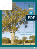 Trees for Farm Forestry - 22 Promising Species 09-015
