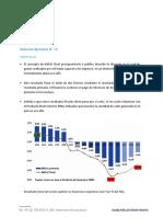 Resumen Ejecutivo 12 Deficit Fiscal