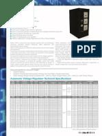 AVR Series Brochure 1257