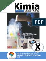 LKS Ikatan Kimia Berbasis Konstruktivisme
