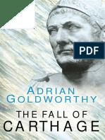 The Fall of Carthage - Adrian Goldworthy