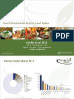 Saudi Arabia Foodex Market Summary
