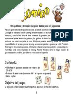 Pickomino Spanish Color Rules (1)
