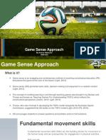 game sense approach
