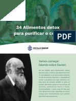 34 Alimentos Detox