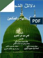 دلائل المحبين في التوسل بالأنبياء والصالحين .pdf