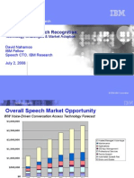 SuperHuman Speech Recognition Jul 2 2008