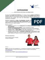 20181004 Zaproszenie Na Spotkanie Warszawa