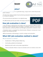 HR Ad Hoc n 69 Why Job Evaluation