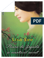 Lisa See - Floare-de-Zapada si evantaiul secret (v.1.0).docx
