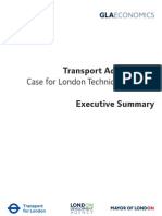 Transport Accessibility Executive Summary