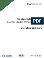 Transport Accessibility Executive Summary