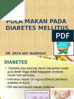 Pola Makan Pada DM