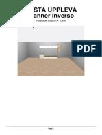 Mueble Tv Inverso- Ikea