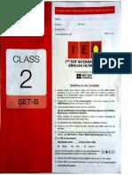 IEO class2  set B