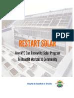 Climate Works for All - Restart Solar - 9.21.16