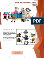 Edcucacion y Medio de Comunicación (Trabajo de Tic)