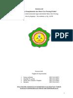MAKALAH TEORI KOMPLEMENTER HCN.doc