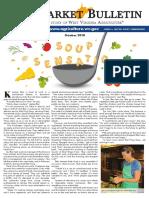 October 2018 Market Bulletin