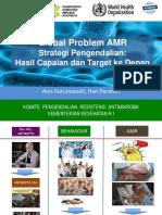 Global Problem AMR-NAP Dekon PONTIANAK
