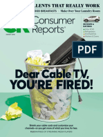 Consumer Reports - August 2018