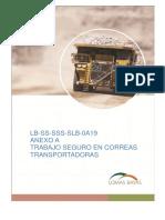 LB-SS-SSS-SLB-0A19 - Anexo a - Trabajo Seguro Con Correas Transportadoras