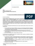 Carta a Integral 2