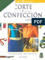 Corte y Confeccion - Curso Facil