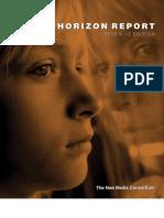 2010 Horizon Report K12