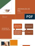 Anomalías de Piel