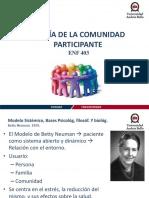 Modelo Comunidad Participante