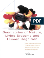 Geometries of Nature, Living Systems and Human Cognition [Luciano_Boi]