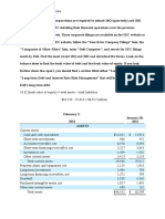 Corportae Finance