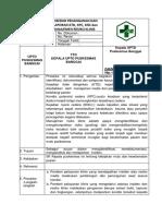 e.p.9.1.1.6 Sop Prosedur Penanganan Dan Pelaporan Ktc,Knc, Kpc