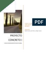 Proyecto Final Concreto I 20172