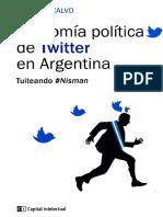 CALVO - Anatomia Politica de Twitter