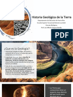 geologia de la tierra