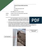 Incidente en Reservorio Proyecto MAISA-Fundo Chimu
