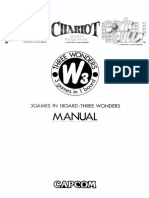 3 Wonders - Technical manual