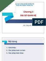 Chuong 3 - Dai So Quan He - 2018
