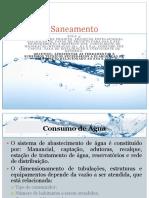3.Consumo de Água