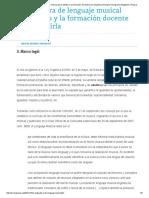 La Asignatura de Lenguaje Musical Para Adultos y La Formación Docente Para Impartirla _ Revista Sonograma Magazine _ Page 2